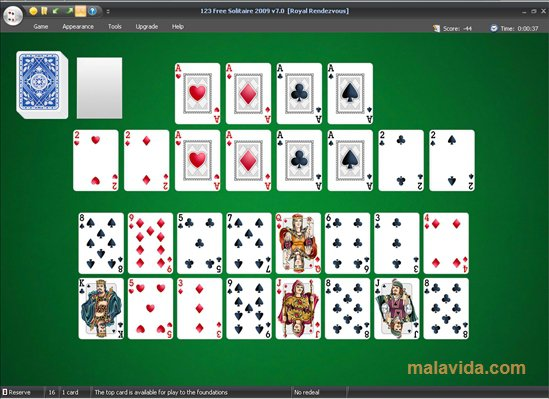 123 Free Solitaire App Latest Version for PC Windows 10