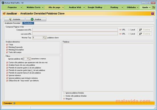 Active WebTraffic App Preview