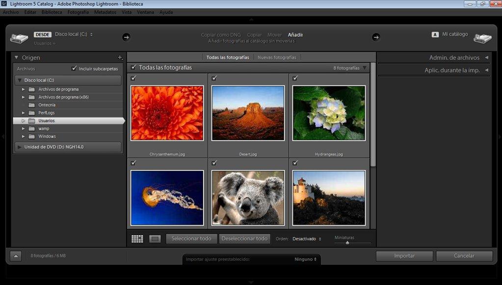 Adobe Photoshop Lightroom App Latest Version for PC Windows 10