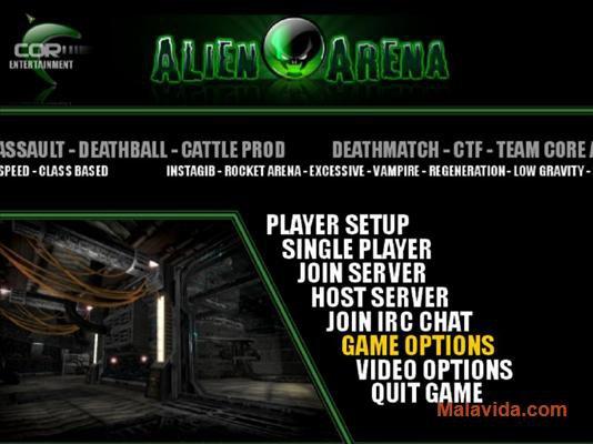 Alien Arena App Latest Version for PC Windows 10