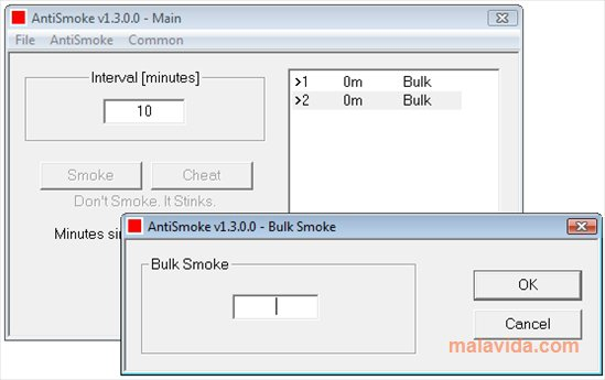 AntiSmoke App Latest Version for PC Windows 10