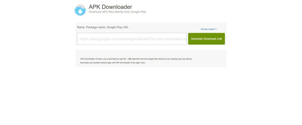 APK Downloader App Latest Version for PC Windows 10