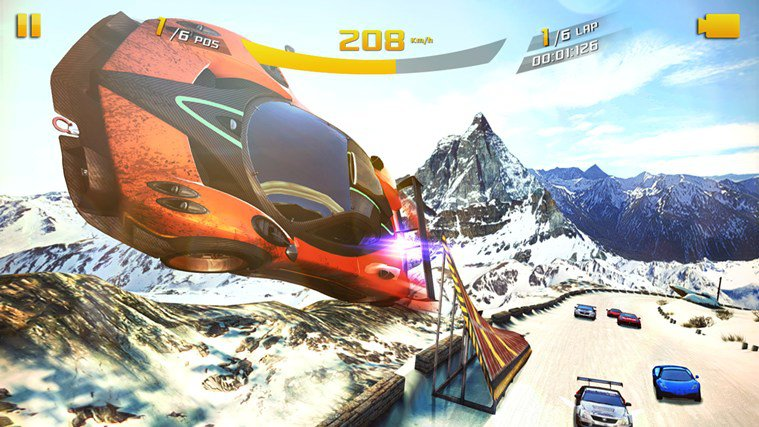 Asphalt 8: Airborne App Preview