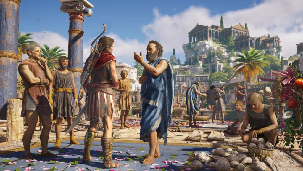 Assassin's Creed Odyssey App Preview