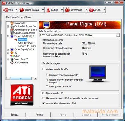 ATI Catalyst Drivers App Latest Version for PC Windows 10