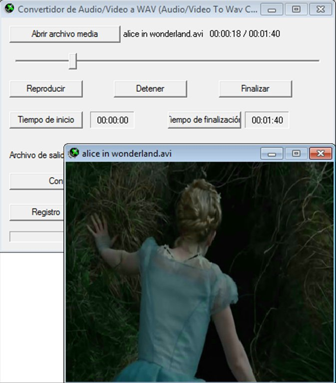 Audio Video to Wav Converter App Latest Version for PC Windows 10