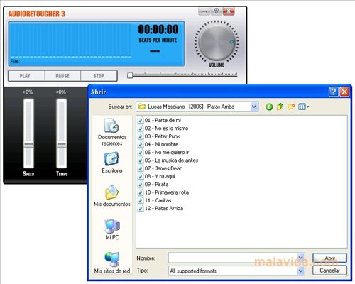 AudioRetoucher App Latest Version for PC Windows 10