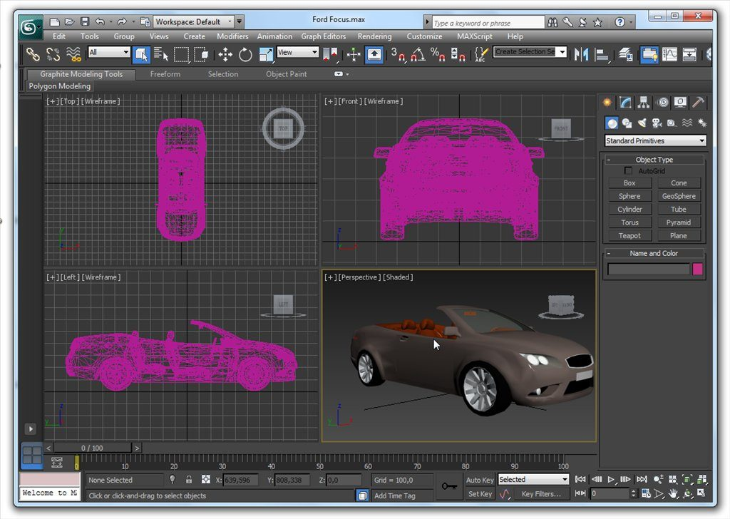 Autodesk 3ds Max App Latest Version for PC Windows 10