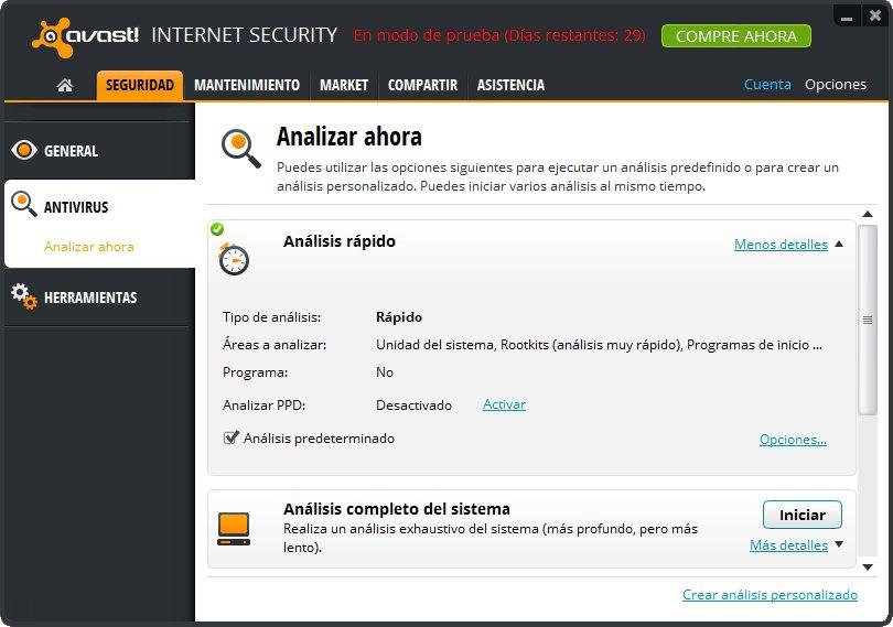 Avast Internet Security App Latest Version for PC Windows 10