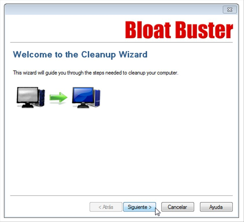 Bloat Buster App Latest Version for PC Windows 10