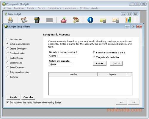 Budget App Latest Version for PC Windows 10