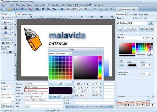 BusinessCards MX App Latest Version for PC Windows 10