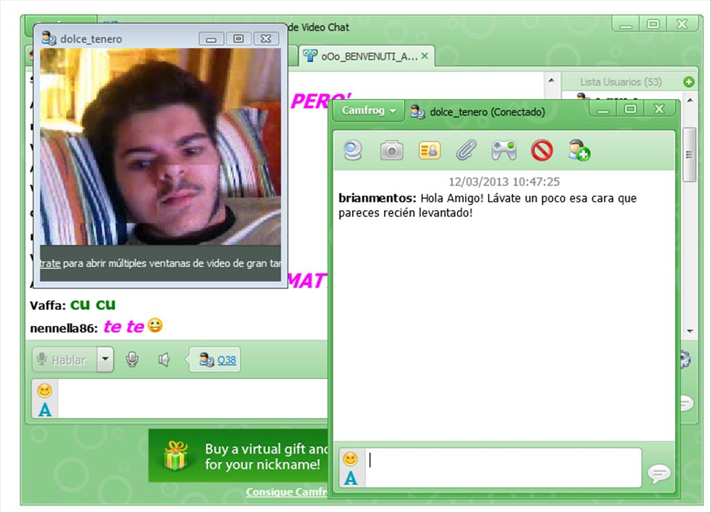 Xrated video chat