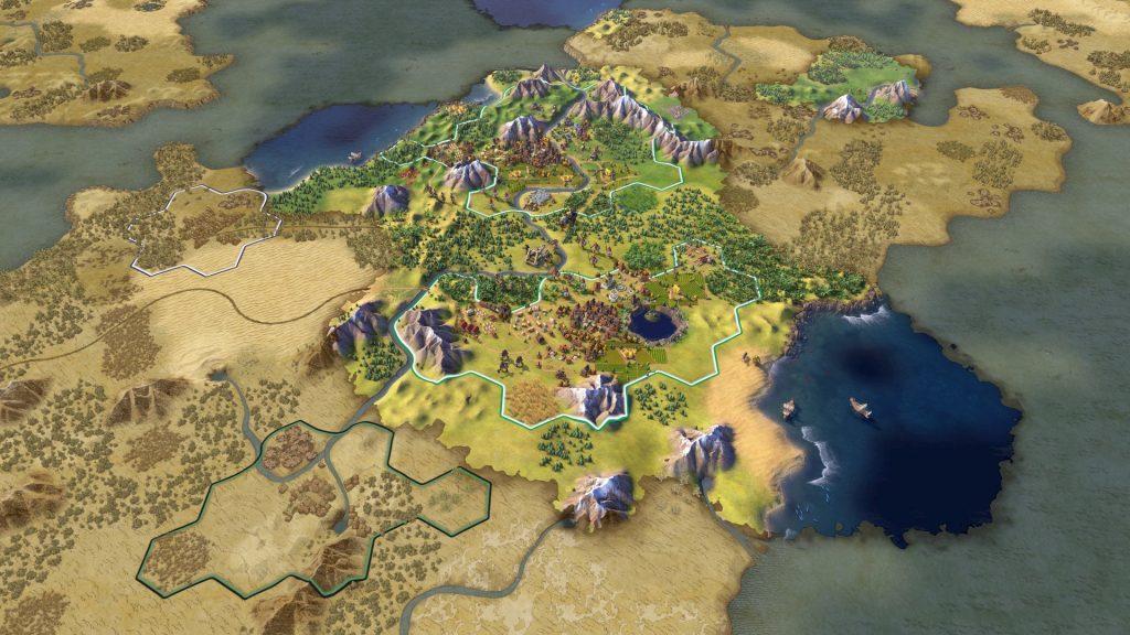 Civilization VI App Preview