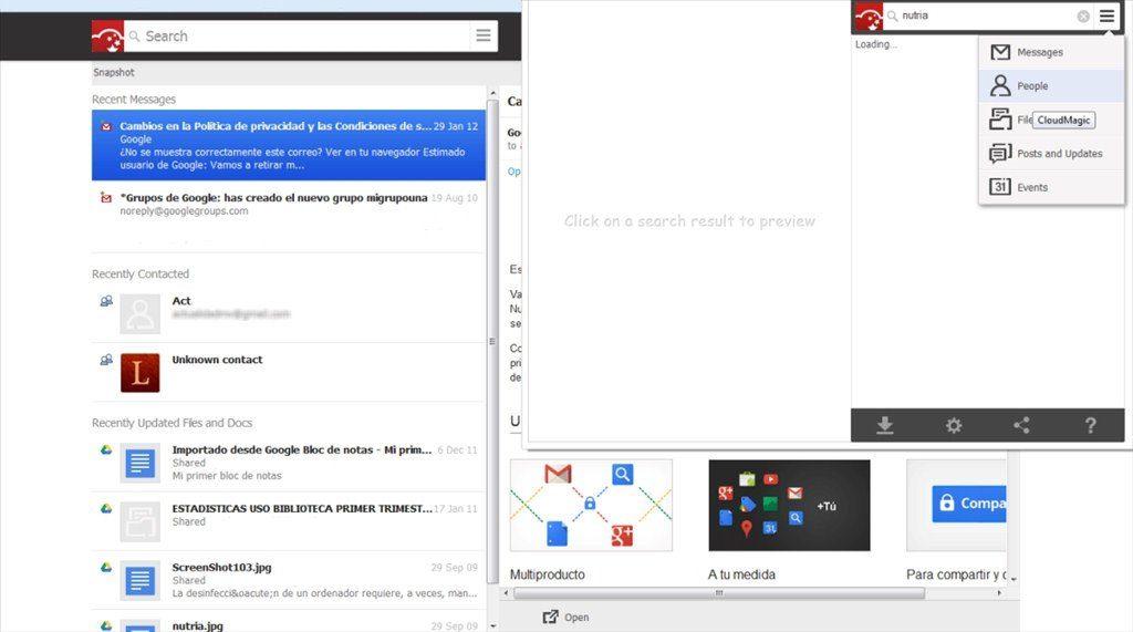 CloudMagic App Latest Version for PC Windows 10