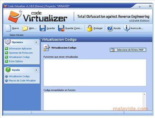 Code Virtualizer App Latest Version for PC Windows 10