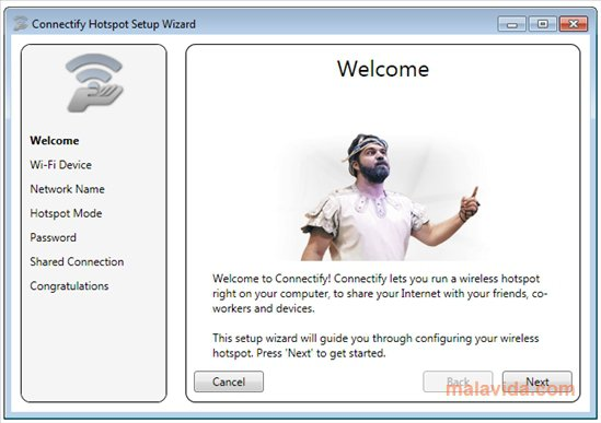 Connectify App Latest Version for PC Windows 10