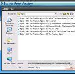 Cool MP3 CD Burner