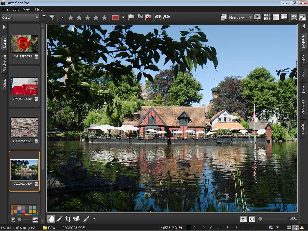 Corel AfterShot App Latest Version for PC Windows 10
