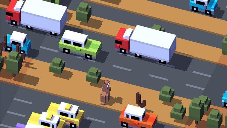 Crossy Road App Latest Version for PC Windows 10