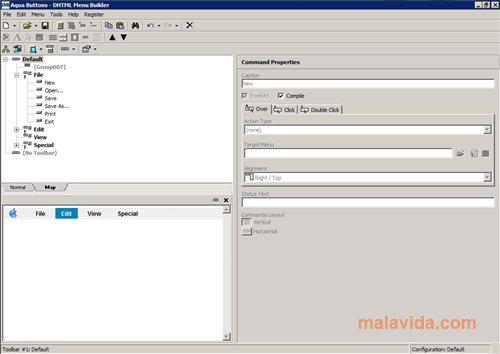 DHTML Menu Builder App Latest Version for PC Windows 10