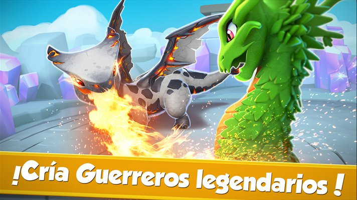 Dragon Mania Legends App Latest Version for PC Windows 10