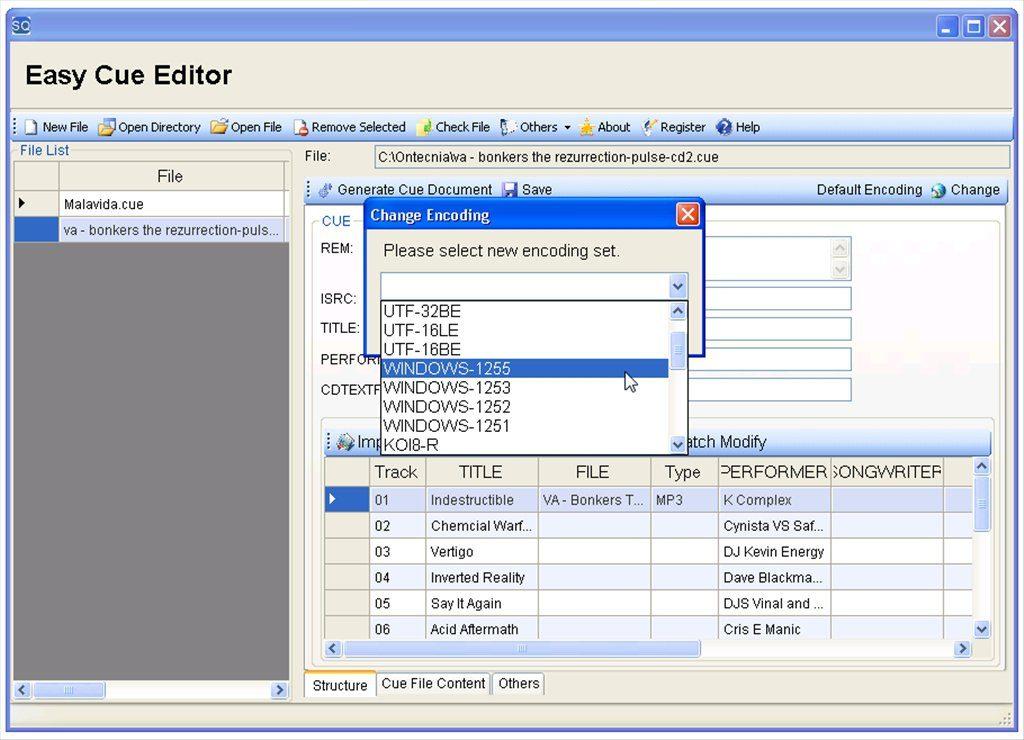 Easy Cue Editor App Latest Version for PC Windows 10