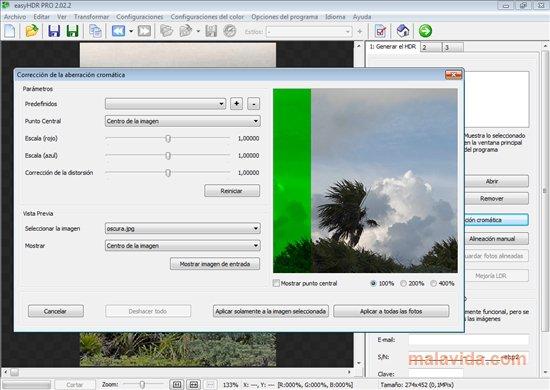 easyHDR App Latest Version for PC Windows 10