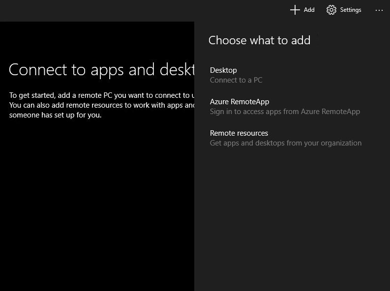 Microsoft Remote Desktop App Latest Version for PC Windows 10