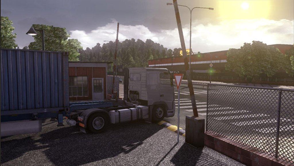 Euro Truck Simulator 2 App Preview