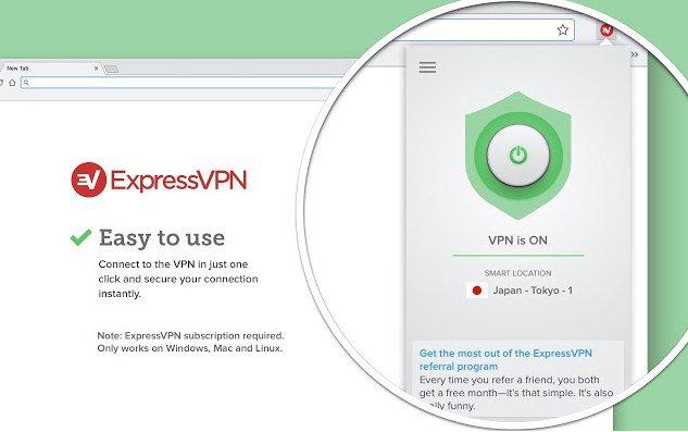 ExpressVPN App Preview