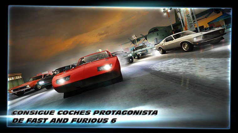 Fast & Furious 6: The Game App Preview