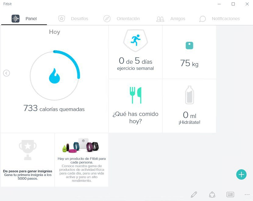 Fitbit App Latest Version for PC Windows 10