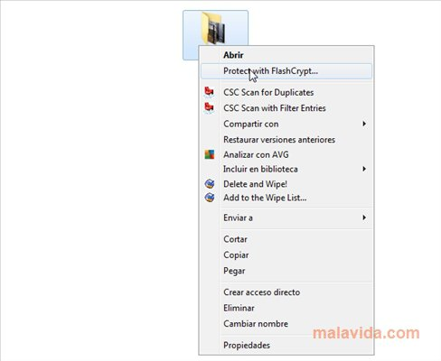 FlashCrypt App Latest Version for PC Windows 10