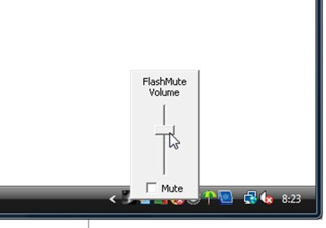 FlashMute App Preview