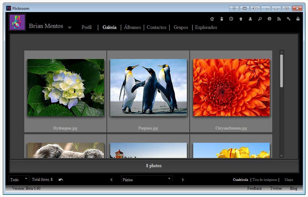 Flickroom App Preview