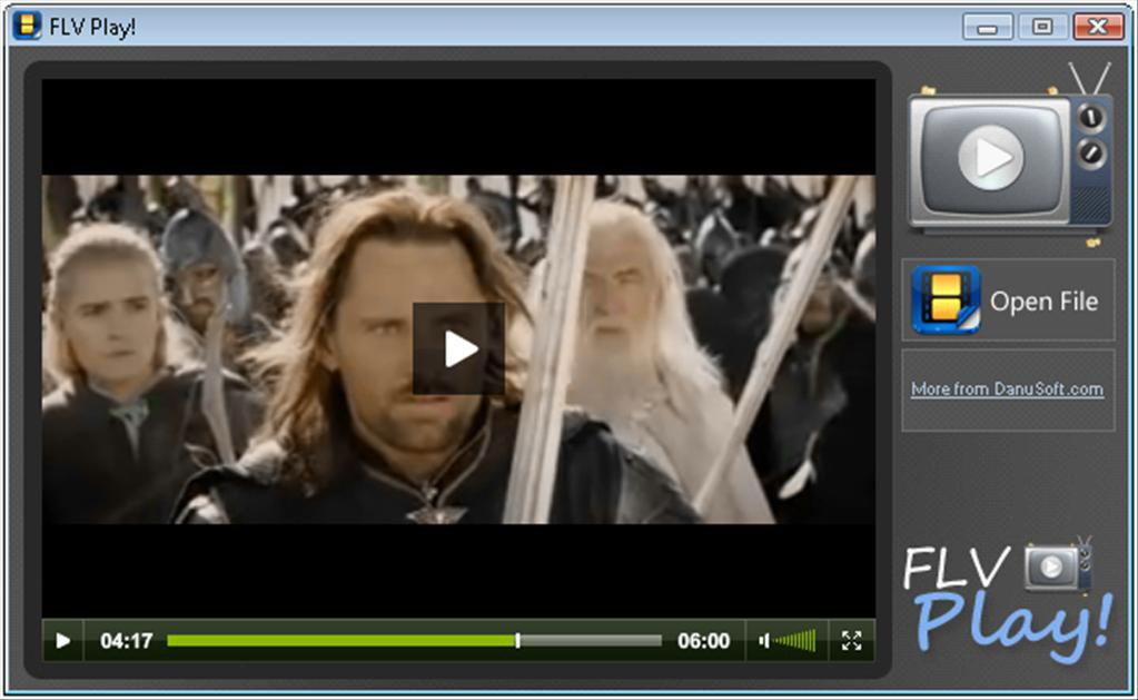 FLV Play! App Latest Version for PC Windows 10