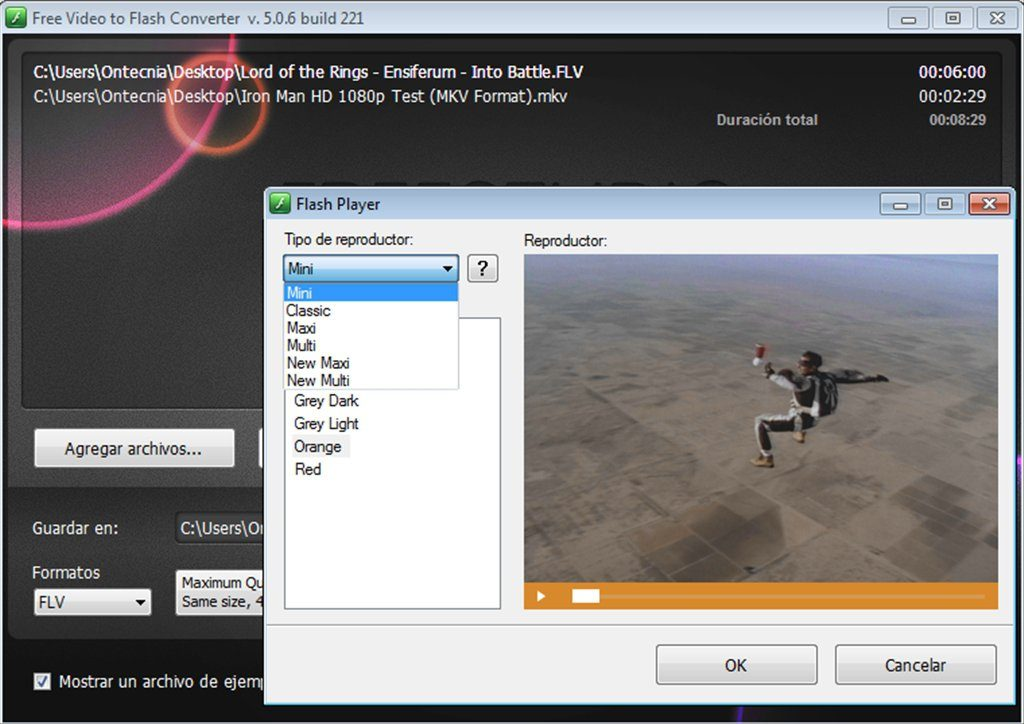Free Video to Flash Converter App Latest Version for PC Windows 10