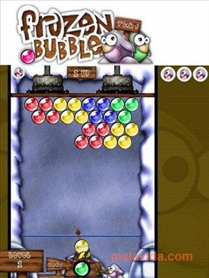Frozen Bubble App Preview