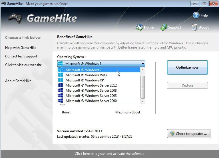 GameHike App Latest Version for PC Windows 10