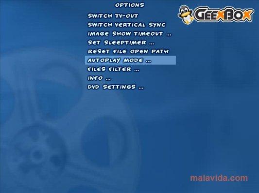 GeeXboX App Latest Version for PC Windows 10