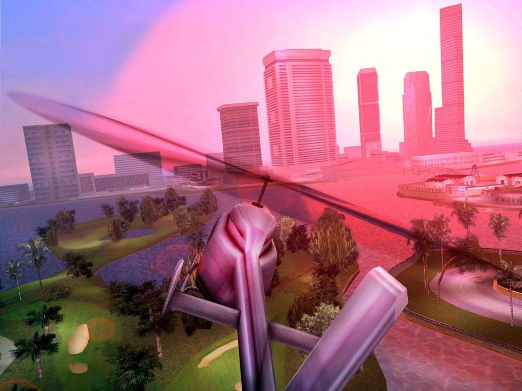 GTA Vice City - Grand Theft Auto App Preview
