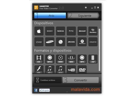 Hamster Free Video Converter App Latest Version for PC Windows 10