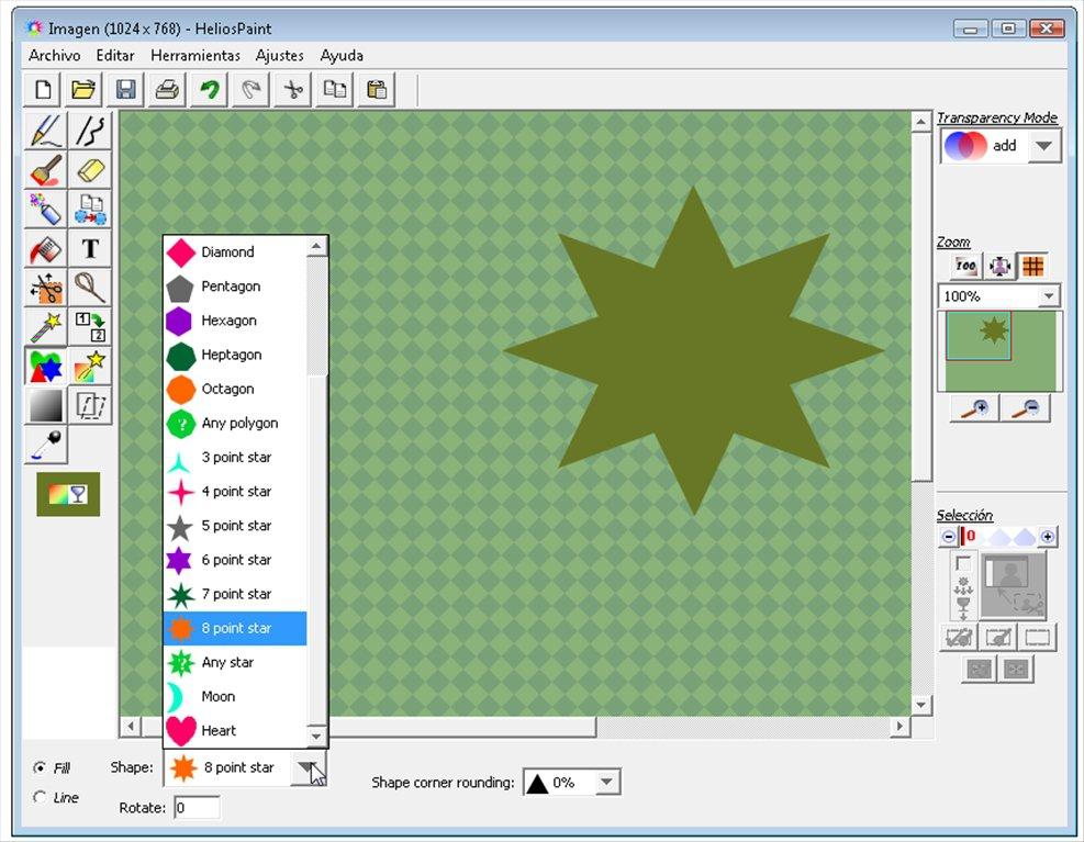 HeliosPaint App Latest Version for PC Windows 10