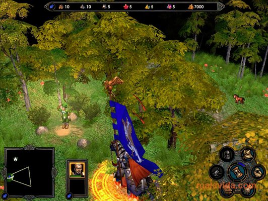 Heroes of Might and Magic V App Preview
