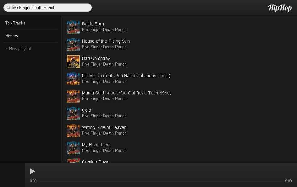 HipHop App Latest Version for PC Windows 10