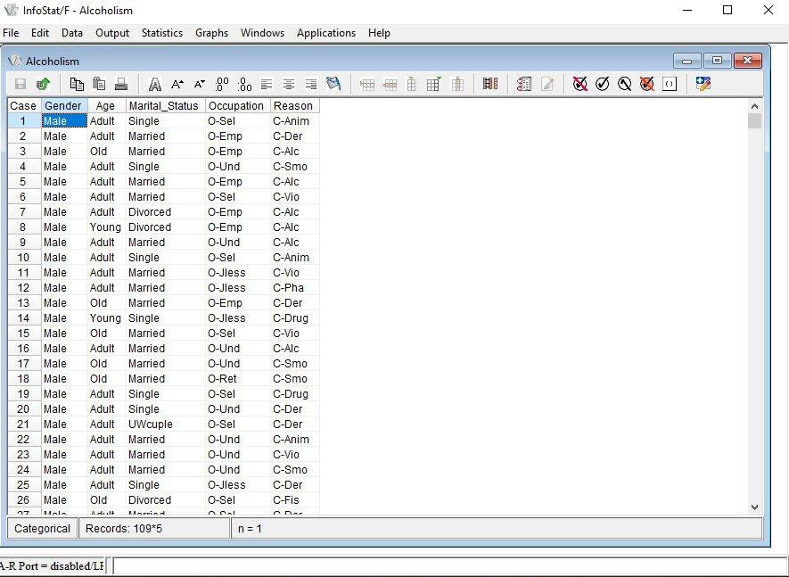 Infostat App Latest Version for PC Windows 10