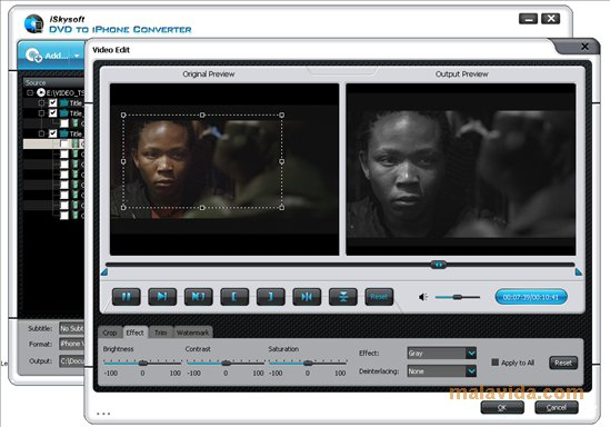 iSkysoft DVD to iPhone Converter App Latest Version for PC Windows 10