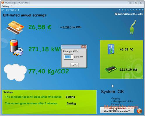 KAR Energy Saver App Latest Version for PC Windows 10