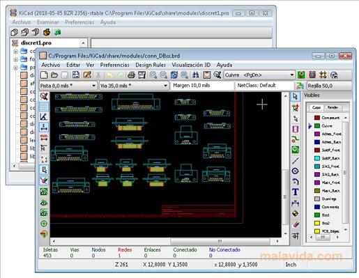 KiCad App Latest Version for PC Windows 10